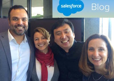 Salesforce Blog: How and Why Salesforce Took the Day Off to Be Mindful